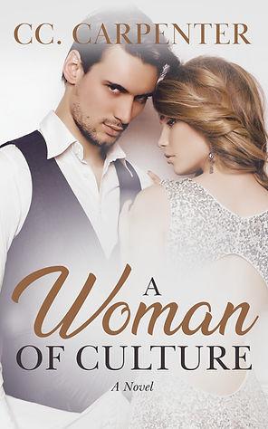 A Woman of Culture: A Novel Cover