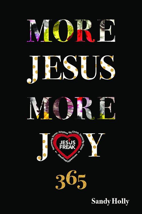 More Jesus More Joy 365