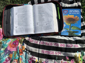 I Read the Bible, Study it, and Await the Final Exam!