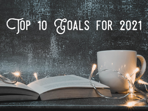 Top Ten Goals for 2021