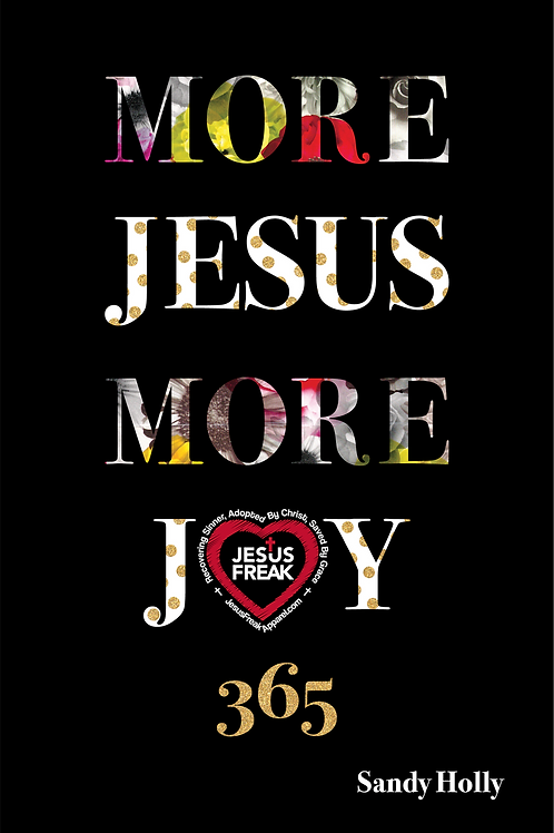 More Jesus More Joy 365 eBook