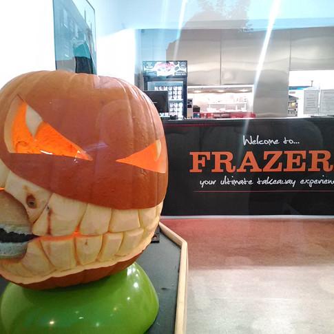 Halloween 2016 at Frazers