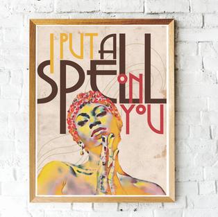 """Spell On You"" Nina Simone"