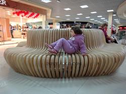 скамейка из фанеры (2)