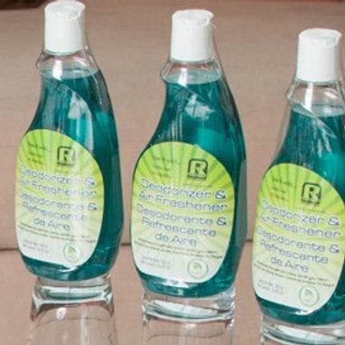 Desodorante y refrescante de aire