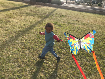Kite Day is Easy Science Play