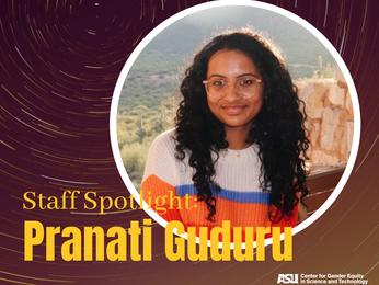 Staff Spotlight: Pranati Guduru