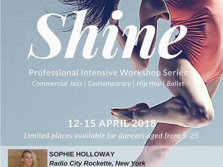 SHINE Workshop Series