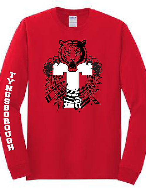 Band Longsleeve T-shirt