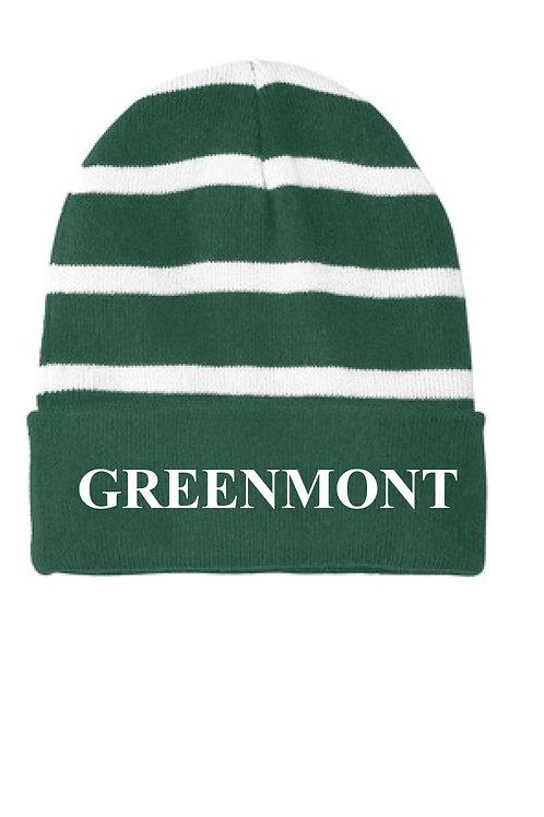 Fleece Lined Winter Knit Hat