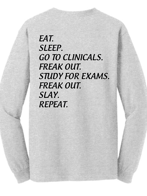 Longsleeve with graphics