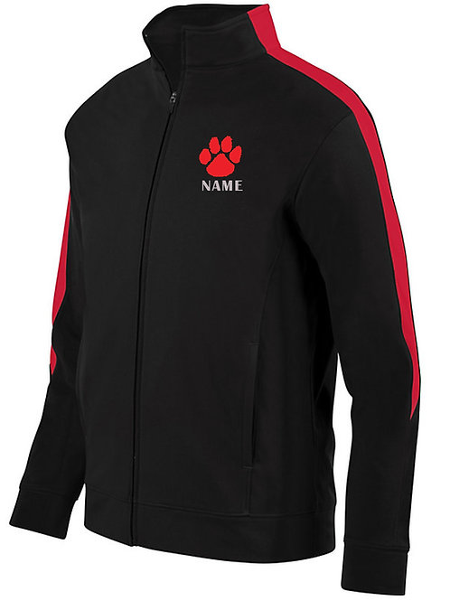 Cheer warmup jacket