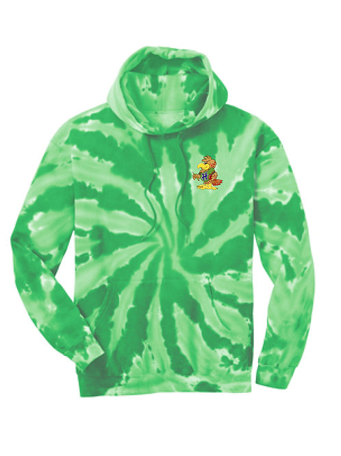 tye dye hoodie