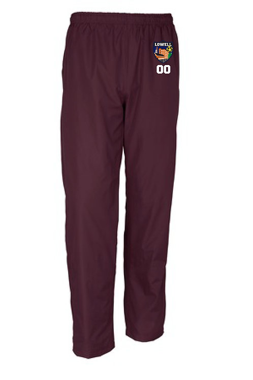 Travel Warm up Pants