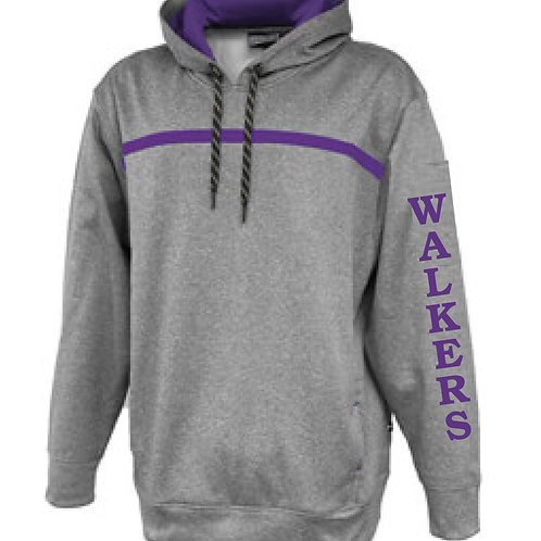 GYMNASTICS Polyester Pullover Hoodie