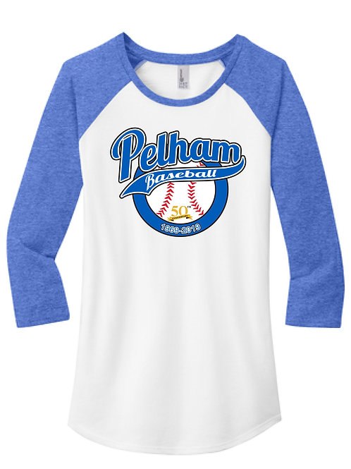 Women's Fitted 3/4-Sleeve