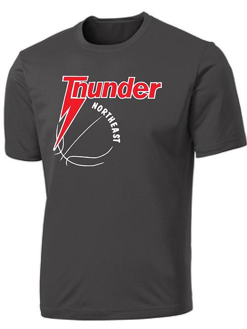 100% polyester T-shirt