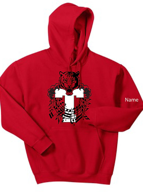8oz. Hooded Sweatshirt