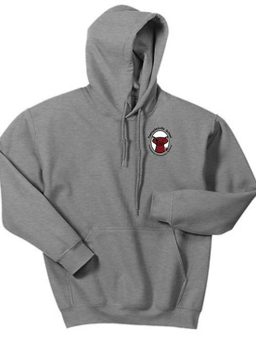 8 oz. Hooded Sweatshirt