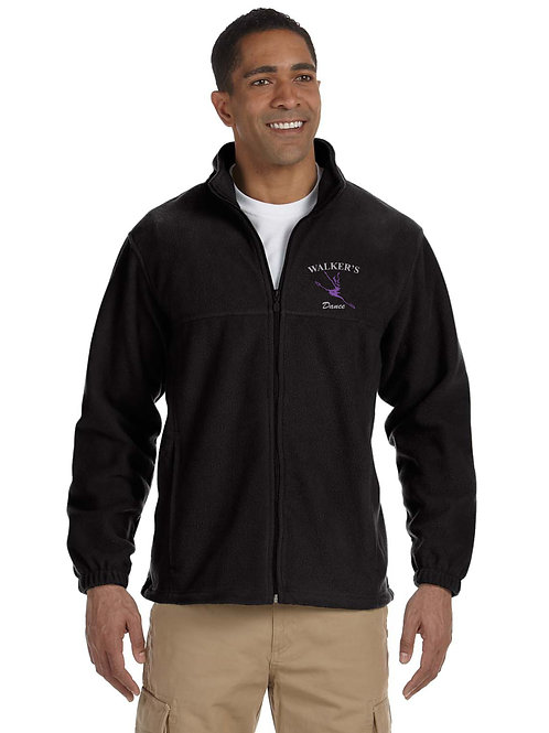DANCE Full zip Fleece
