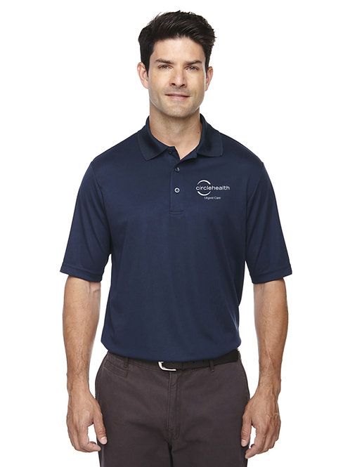 Polyester Polo Urgent Care