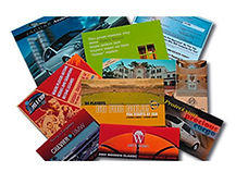 Direct Mailers Post Cards Carbom Colors NH MA
