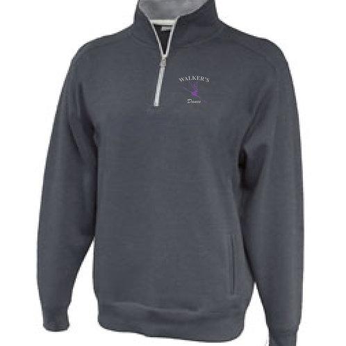 DANCE 1/4 zip Pullover