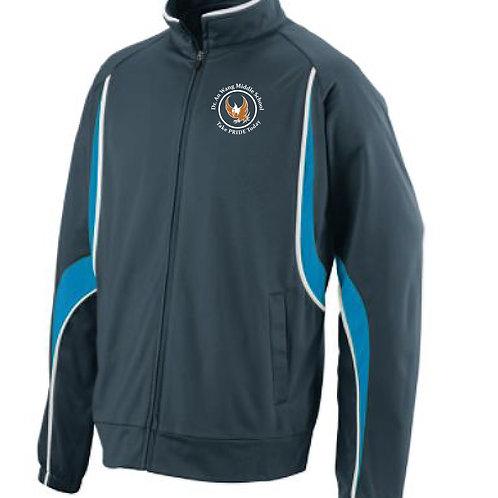 100% polyester Track Jacket