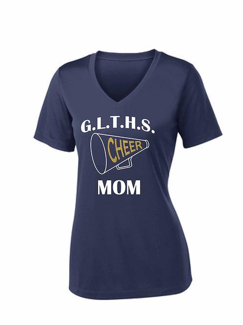 Mom poly Tshirt
