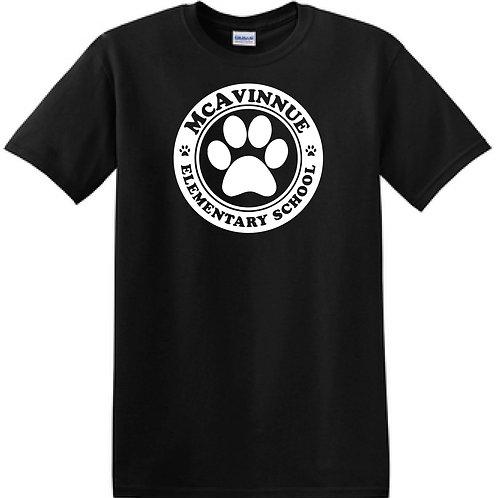 100% Paw cotton T-shirt