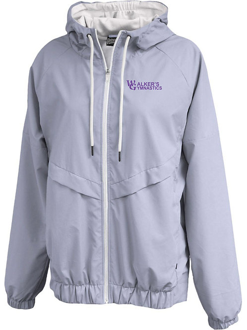 women's aqualon rain jacket gym