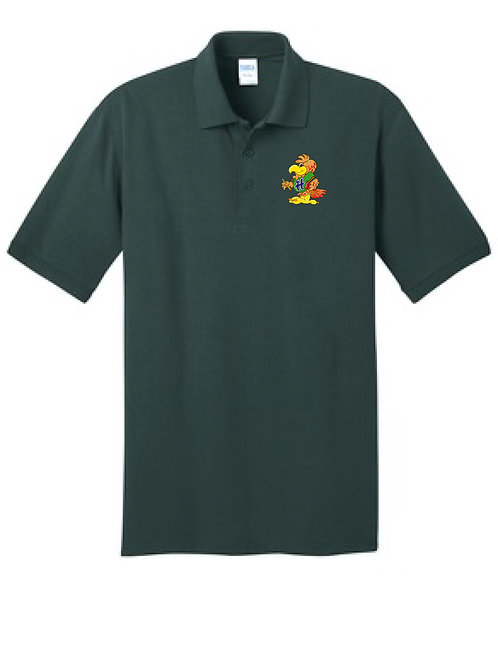 Adult Polo 100% cotton