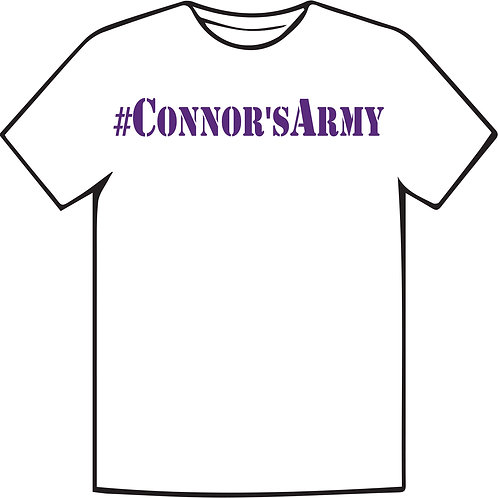 Connor's Army T- Shirt