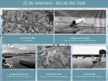 Dia do Rio Tietê