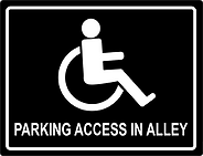 Handicapped Parking Access Alley .png
