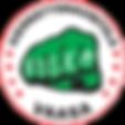 Kierrätysravintola Roskan logo. Logossa vihreä nyrkki jossa lukee Roska.