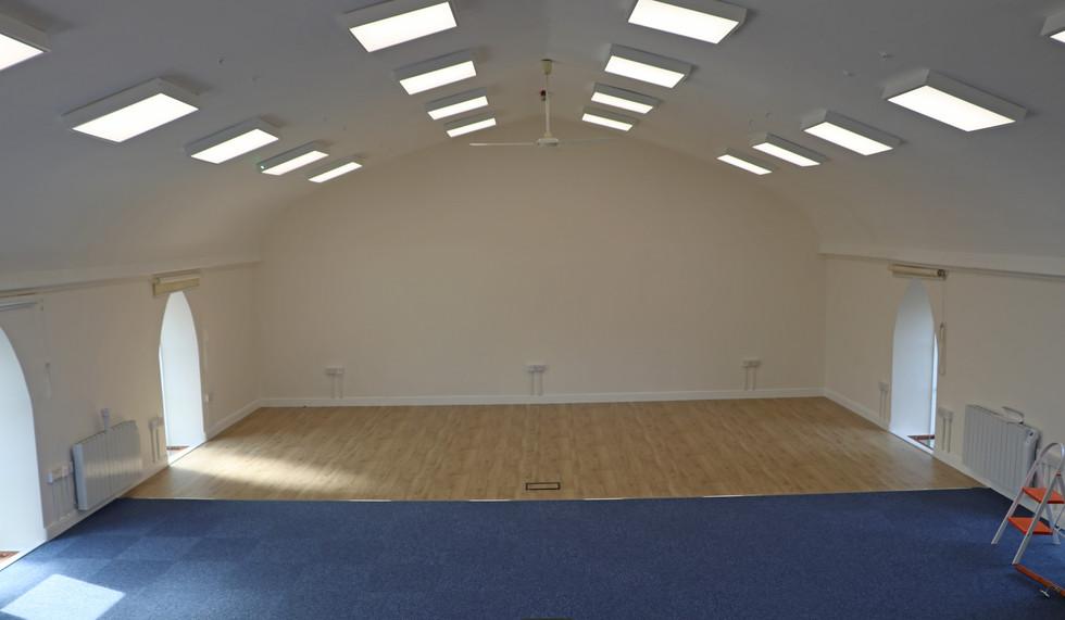 New Upstairs Hall