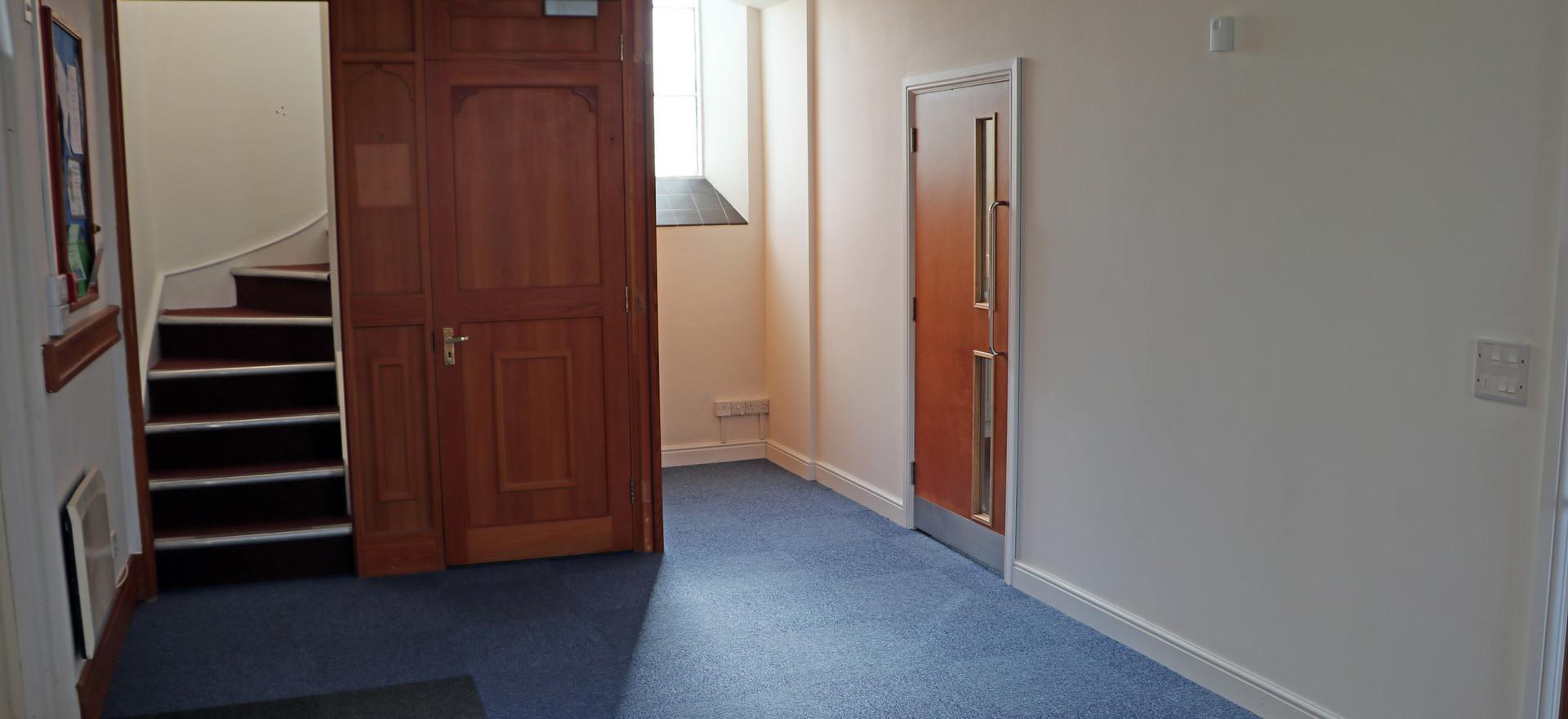 Enlarged Foyer