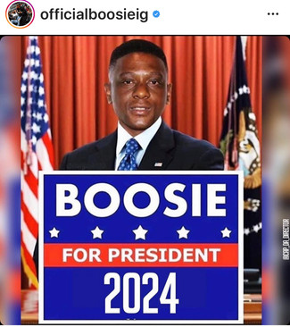 Boosie For President