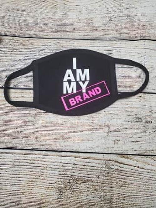 I AM MY BRAND MASK