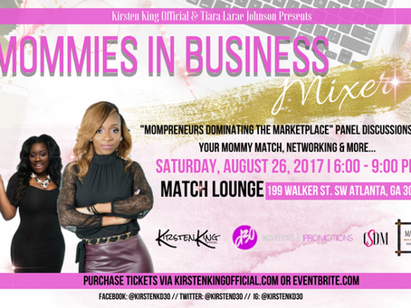 Mommies In Business Mixer Hits Atl