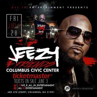 Jeezy & Friends Live in Columbus, Ga