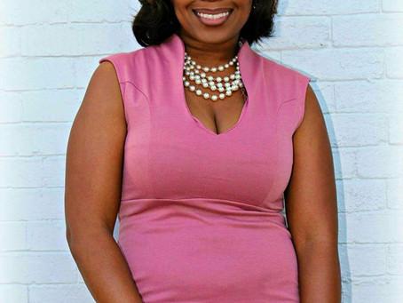 "Pretty & Powerful: Mrs. ""Get It Done"" Charmian Stephens"