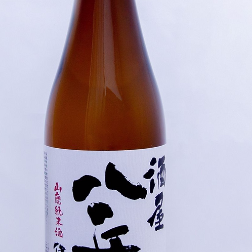 Sakaya Hachibei Yamahai Junmaishu Isenishiki / 八兵衛 山廃純米 伊勢錦