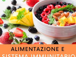 Alimentazione e sistema immunitario - parte 2