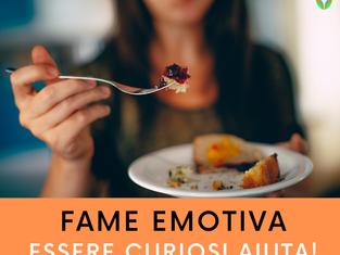 Fame emotiva: essere curiosi aiuta!