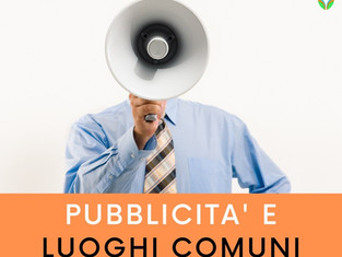 Pubblicità e luoghi comuni
