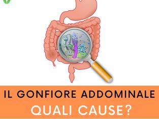 Gonfiore addominale: quali cause?