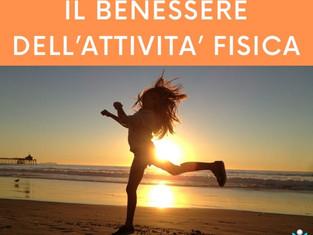 Il benessere dell'attività fisica