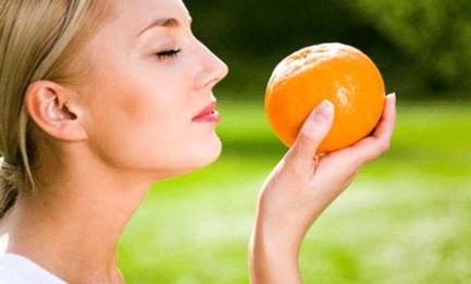 frutta arancia